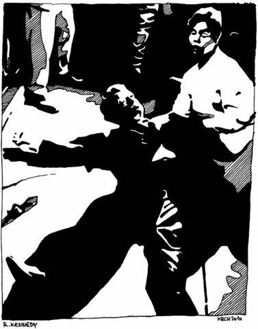 Asesinato de Robert F. Kennedy.