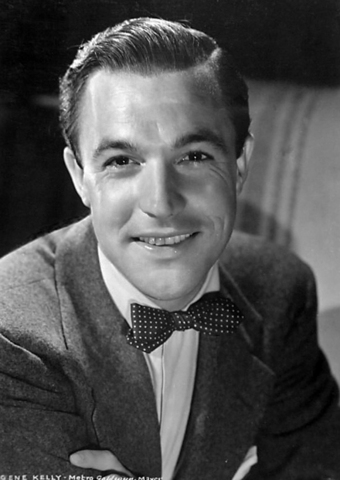 Gene Kelly. (1912-1996).