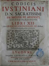 DESPUES DE CRISTO - Código Justiniano