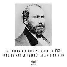Allan Pinkerton.