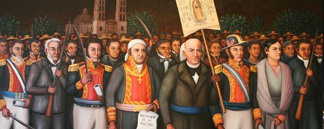 Surge la independencia de México: Poder soberano (autonomía).