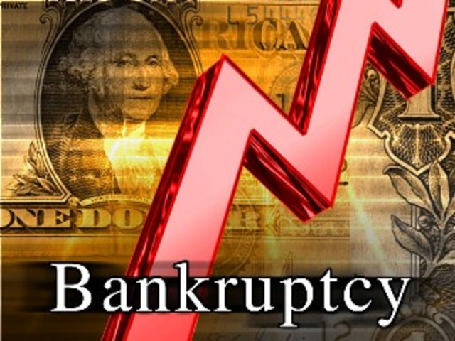 Second Bank of the United States goes bankrupt