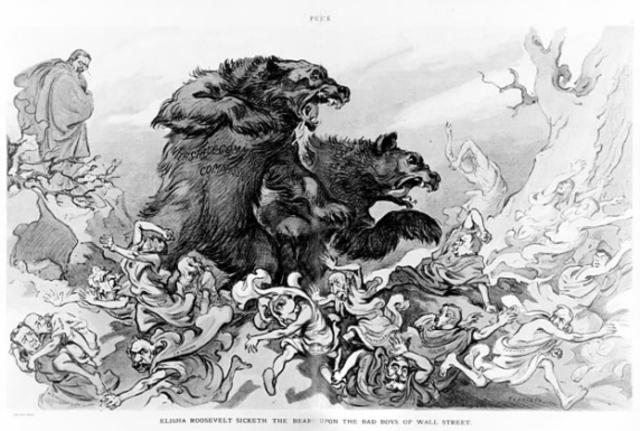1907 Bankers Panic