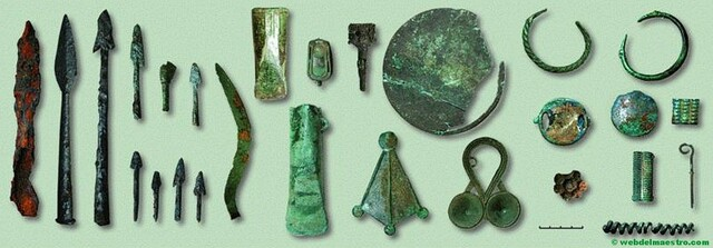 Eines i accesoris de la Edad dels Metalls