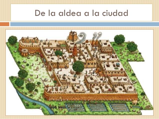 Primeres ciutats