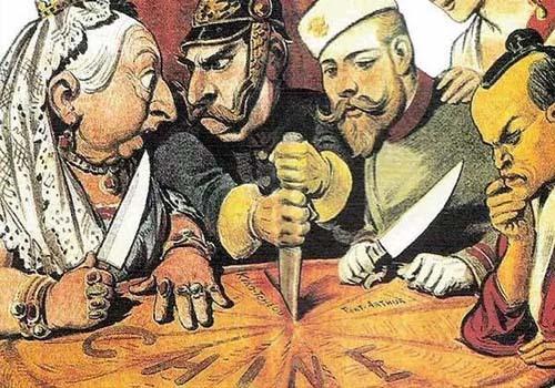 Francia ocupa Argelia y esto indica el inicio de el Imperialismo