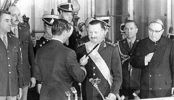 Estado Burocrático Autoritario - Argentina