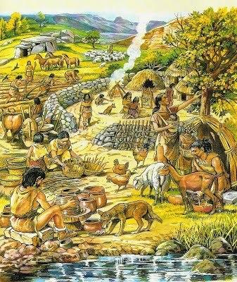 La ramaderia en el neolític