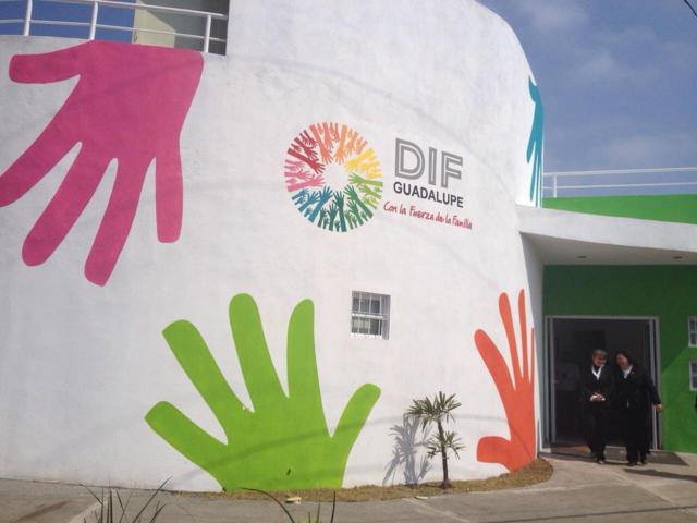 Centros de Atención Gerontológicos del DIF