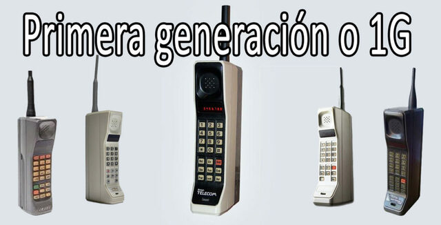 Primera red de telefonía móvil