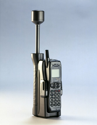 Teléfonos móviles satelitales de mano
