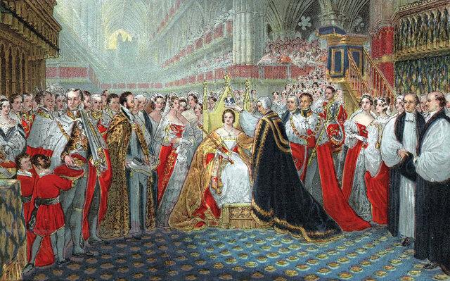 Accession of Queen Victoria
