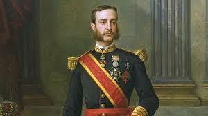 Alfons XII, rei d'Espanya