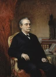 Cánovas del Castillo, president del govern