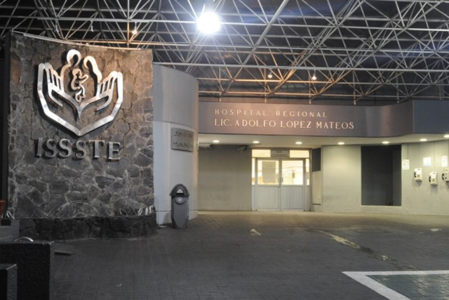 Hospital Regional Adolfo López Mateos del ISSSTE