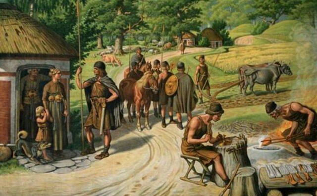 Intercanvis i comerç en l'edat del coure