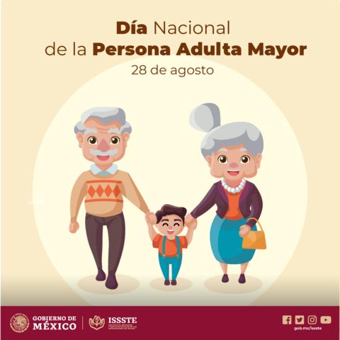 Día Nacional de la persona mayor
