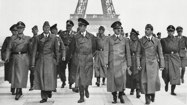 The occupation of France begins