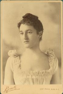 Beatrix Jones Farrand. (1872-1959).