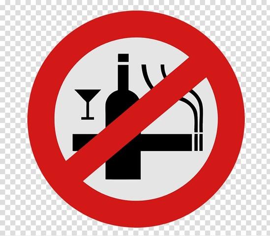 Alkoholos és dohánytermékek forgalmazásának betiltása