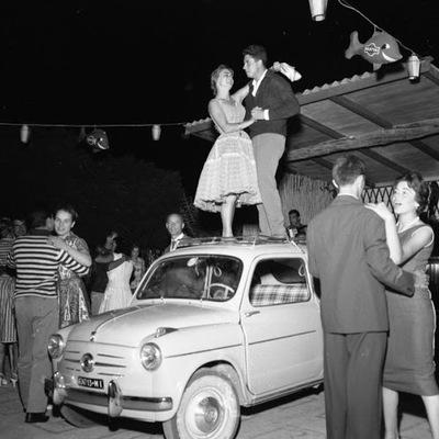 Gli anni della Ricostruzione: anni '50 timeline