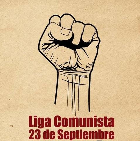 Liga comunista.