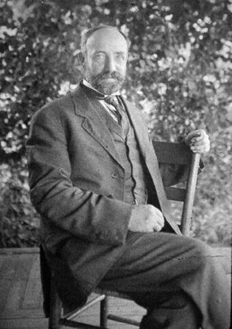 Ossian Cole Simonds (1855-1931).