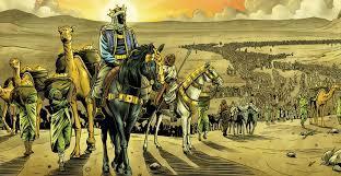 Mansa Musa Journey for the Hajj
