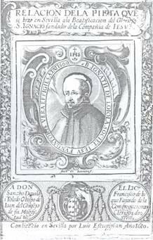 Beatificación de Ignacio de Loyola