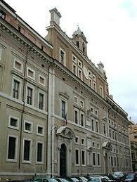 Primer Colegio fundamento de la obra educativa de San Ignacio