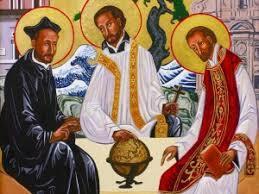 La Compañía de Jesús contrarresta la Reforma