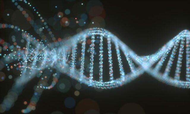 ADN por medio electrónico