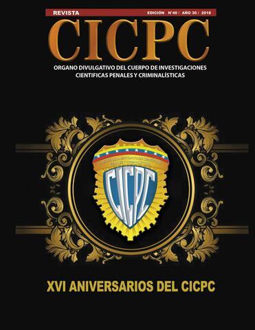 Expo Criminalística CICPC 2011