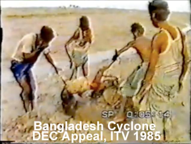 Bangladesh Cyclone Appeal