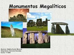 Els monuments megalits