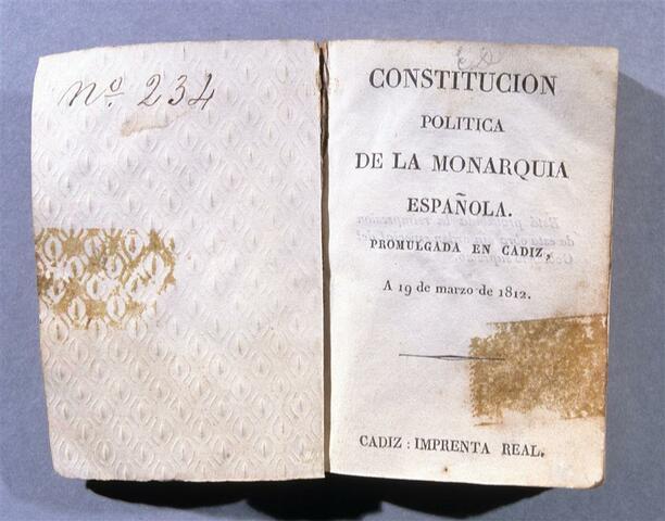 Constitució de candis