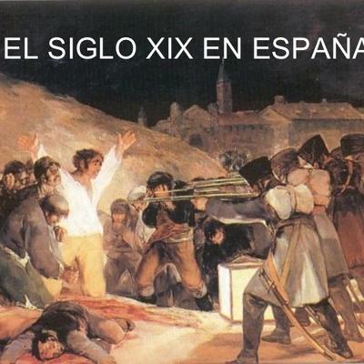 Eix cronològic de Espanya al segle XIX timeline