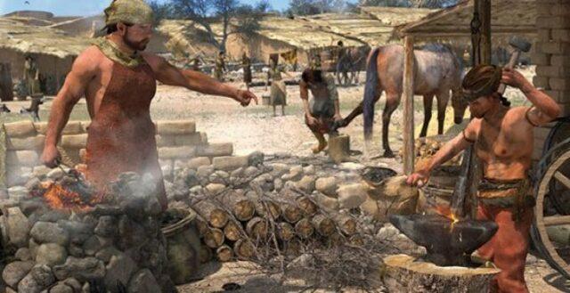 Comerç i navegació en l'edat del ferro