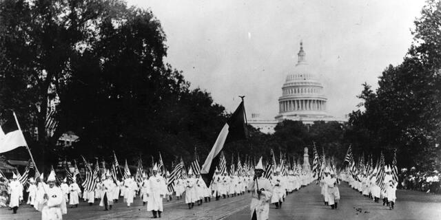 Rise of KKK (early 20th century)