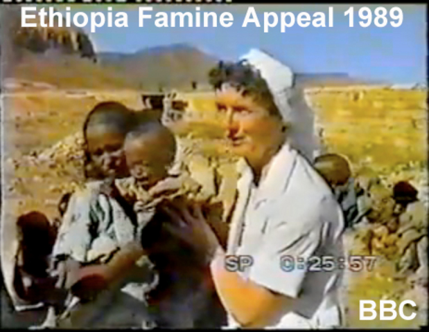 Ethiopia Famine Appeal