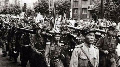 The capture of Seoul by North Korean troops