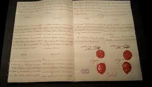 El tratado de San Ildefonso