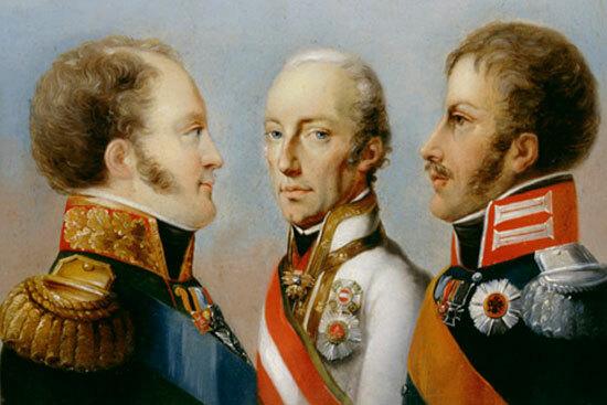 Restitució de Ferran VII.