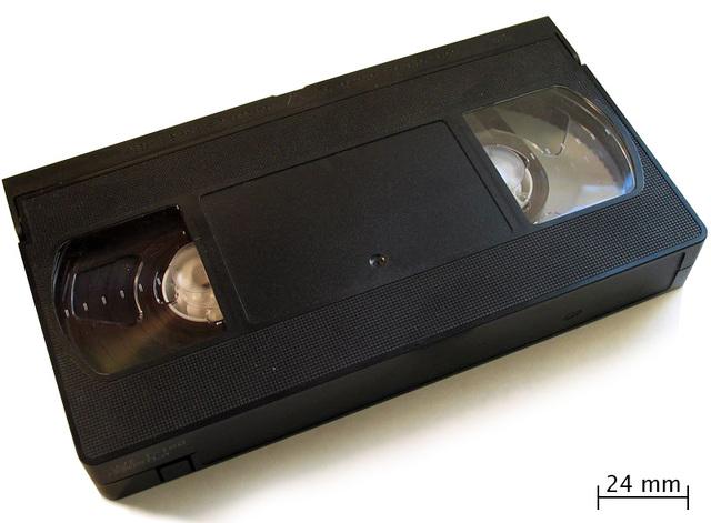 El video: el registro doméstico de la imagen.