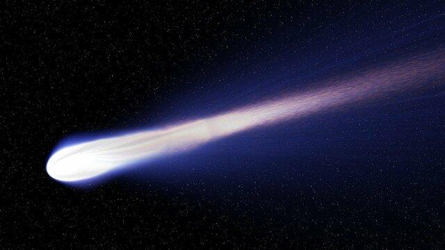 Halley's Comet returns!