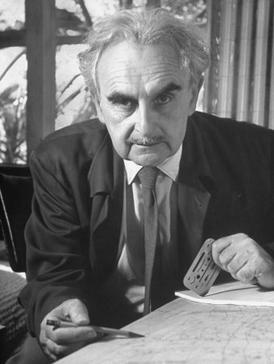 Richard Neutra (1892 - 1970).