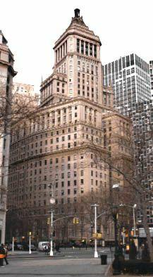 John D. Rockefeller organizes the Standard Oil Trust.