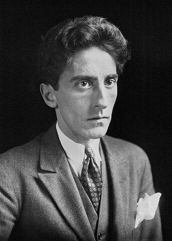 Jean Cocteau (1889 – 1963).