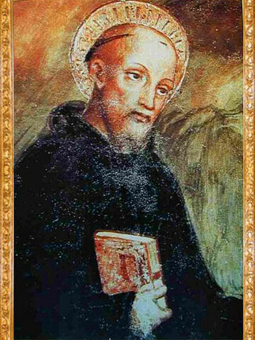 Mayolo de Cluny. (910-994). - 4º Abad de Cluny.