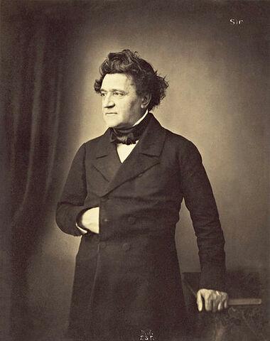 Paul Abadie (1812 - 1884).